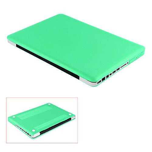 0d9d2bb2f1 Tera housse coque rigide de protection en polycarbonate pour ordinateur  portable Apple MacBook Pro 15.4