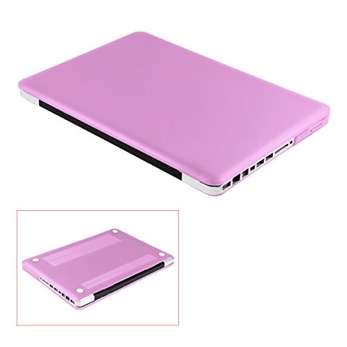 1a79f26e59 Tera housse coque rigide de protection en polycarbonate pour ordinateur  portable Apple MacBook Pro 15.4