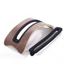 eimolife ® bois bambou dur panneau Stand créatif artisanal naturel Holder pour PC, iPad, ordinateur, Mac book Air, eReaders, livres, œuvres d'art, Mac book Pro, Tablet PC