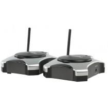 König VID-TRANS510KN Émetteur et récepteur audio/vidéo sans fil 5.8 GHz