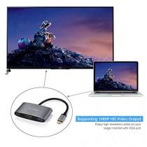 VTIN Chargeur Adaptateur Type C USB 3.1 Hub USB-C vers USB 3.0/HDMI/Type C Femelle pour Macbook,Google Chromebook Pixel etc (Pas Compatible avec Nouveau Macbook 2016)