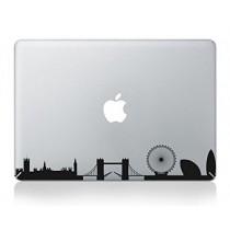 """Peau sticker décalque art pour Apple MacBook Pro 13"""" - Horizon londonnien"""