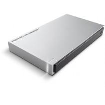 LaCie 9000293 Porsche Design Mobile Drive P'9223 Disque Dur Externe Portable 2,5 Inch USB3.0/USB2.0 1 To