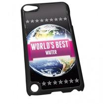 Serveur Noir pour iPod Touch 5Motif 1034Rose Worlds Best Job