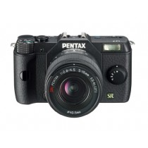 Pentax Q7 Black + 5-15MM Lens, 10719