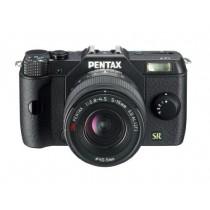 Pentax Q7 Black + 5-15MM Lens, 10719