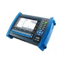 BW 17,8cm Écran tactile portable optique professionnel Domaine de Temps Réflecteur otdr Testeur CCTV caméra IP et analogique Appareil photo Test Contrôle PTZ TDR Testeur de câble Adresse IP Scan Scan bwmt7300