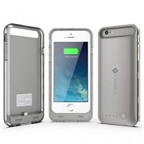 [Certifiée Apple] Coque pour Charge de Batterie iPhone6, Coque de Chargement avec Protection Ultra-mince Etendue, Coque de Chargement de Batterie Iphone 6 (4.7) avec Capot d'Alimentation Amovible/Rechargeable [Convient à toutes les Versions de l'Apple Iph