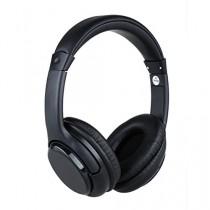 Excelvan Casque Bluetooth HD Stéréo sans fil Appels Mains libres avec Mic intégré Radio FM / TF Carte pour Apple iphone Android Smartphones tablette PC Macbook etc