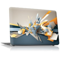 "GelaSkins Film de protection pour MacBook Air 2ème génération 33,02 cm/13"" All Directions"