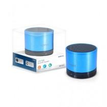 Le Haut-Parleur Portable Sans Fil Bluetooth Soundwave SW100 - BLEU