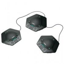 ClearOne mAXAttach plus one téléphone d'audioconférence-avec noir