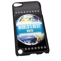Serveur Noir pour iPod Touch 5Motif 1429Bleu Worlds Best Job