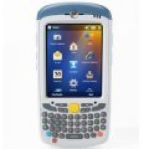 Zebra MC55A0, 2D, DL, USB, BT, Wi-Fi QWERTY, MC55A0-H70SWQQA9WR (QWERTY incl.: battery (3600 mAh))