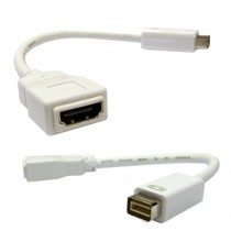 Digital Additions ® Mini DVI vers HDMI femelle pour Apple iMac et MacBook