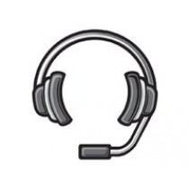 Motorola Headset, SB1PG-10Pk, 21-SB1X-HDSET2-10R