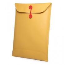 """BoxWave manille Apple Macbook Air 11 """"(2011)-enveloppe en cuir synthétique de haute qualité Housse en cuir, sac pochette/enveloppe pour Apple Macbook Air 11"""" (2011) et Couvercles"""