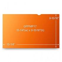 """3M GPFMP17 Filtre de Confidentialité pour Ecran 14,1"""" Transparent"""