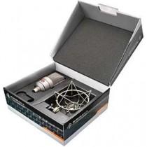 Microphone NEUMANN TLM 103 STUDIO SET SILVER NICKEL Micro Condensateur large capsule