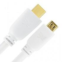 Câble de rallonge Cablesson Mini DisplayPort 3 Mètre(s) / 3m - Connexion Thunderbolt Mâle vers Femelle (Pour les Mac d'Apple, les affichages Cinéma LED d'Apple) 1080p