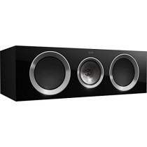 KEF r600c (brillant)-haut-parleur central noir