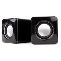 """Haut-parleurs / mini enceintes USB pour ordinateur portable Apple MacBook Air Core i5 13.3"""" LED et Apple MacBook Pro Retina 15"""" LED i7"""