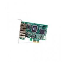 StarTech.com PEXUSB7LP Carte Adaptateur PCI Express vers 7 Ports USB 2.0 Carte PCIe Interne Externe 1x IDC Mâle 1x SP4 Mâle 6x USB A Femelle