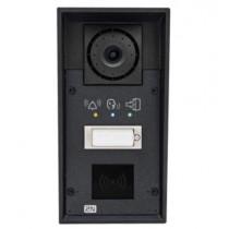 Videocitofono IP 2N helios Force telecamera, LED, RFID IP65