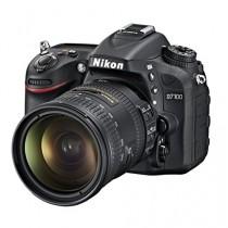Nikon D7100 Appareil photo numérique Reflex 24,1 Mpix Kit Boîtier + Objectif 18-200 VR II Noir