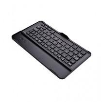 Étui de clavier avec touches noires Cooper Cases (TM) Aluminium Buddy pour Samsung Galaxy Tab Pro 8.4 (T320 / 3G T321 / LTE T325) Bluetooth 4.0 (très mince, très léger, métal brossé, encastré, 61 touches, capacité de la batterie 55 heures)