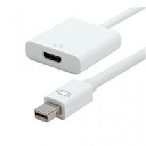 SODIAL(TM) Adaptateur Mini DisplayPort vers HDMI femelle pour Macbook