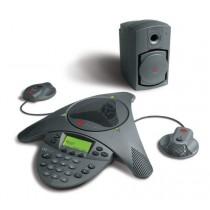 Polycom Sound Station VTX 1000 Simple Téléphone de conférence sansfil Ecran LCD Mains libres Anthracite