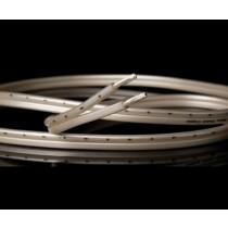 NorStone SIL250 Câble audio en cuivre 100 m Blanc
