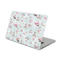 Skins, Autocollants et Stikers Vinyles Diabloskinz pour MacBook Pro 13 Inch - Eiffel Tower