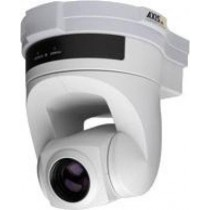 AXIS 214PTZ 50HZ. Pan/tilt/zoom (x18) camera. Auto-iris, automatic day/night, auto-focus zoom lens. Up to 4CIF resolution at 30 fps. Simultaneous MPEG-4 & Motion JPEG. I/O for alarm/event handling. 2-way Audio full duplex. Inc.mount & PSU.
