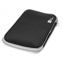 DURAGADGET étui housse de protection noir en néoprène résistant à l'eau pour ordinateur portable Apple MacBook Pro avec écran Retina 15 pouces / 15-inch - Garantie 5 ans