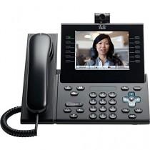 Cisco IP 9971 CP-9971-C-CAM-K9= Téléphones Bibloc Ecran