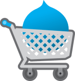 Drupal commerce hosting [object object] Drupal commerce logo drupal commerce 150x163
