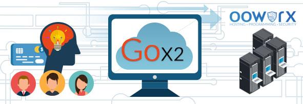 ooworx cloud ssd à la demande OOWORX Cloud SSD à la demande Icon CloudSSD Gox2